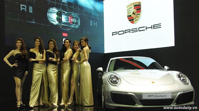 """Mãn nhãn với dàn mẫu """"nóng bỏng"""" tại Bangkok Motorshow 2016 ảnh 5"""