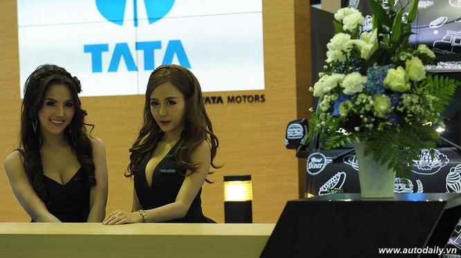 """Mãn nhãn với dàn mẫu """"nóng bỏng"""" tại Bangkok Motorshow 2016 ảnh 9"""