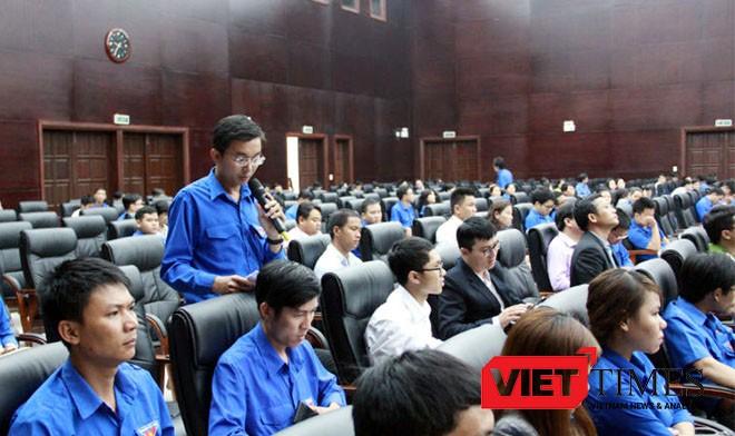 Bí thư Đà Nẵng Nguyễn Xuân Anh: Thanh niên nhậu nhẹt mãi sao phát triển! ảnh 1