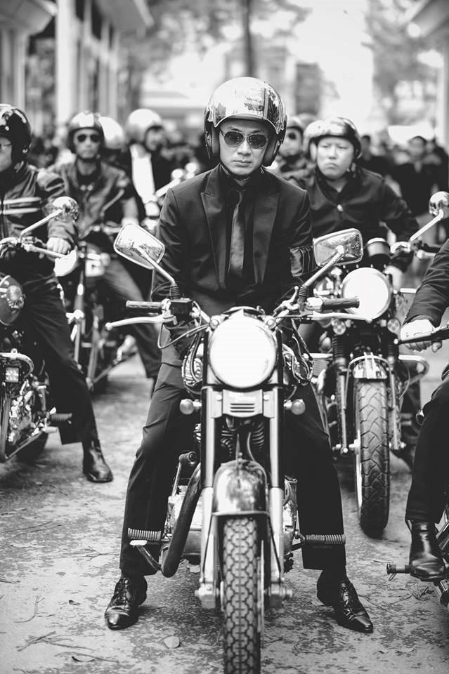 MC Anh Tuấn lần đầu lên tiếng về chiếc môtô của Trần Lập ảnh 1