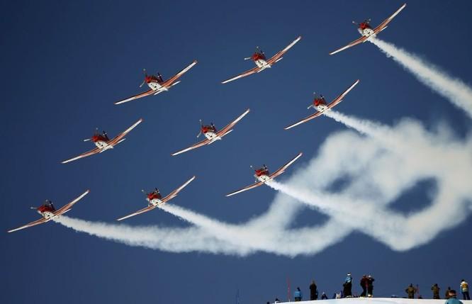 Đội bay nhào lộn Thụy Sĩ