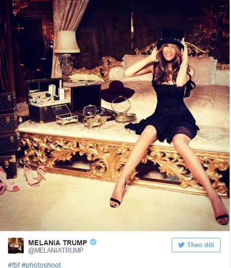Melania Trump là tiêu chuẩn mới của đệ nhất phu nhân Mỹ? ảnh 3