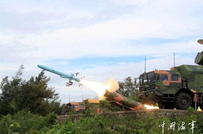 Trung Quốc đưa tên lửa chống hạm ra đảo Phú Lâm? ảnh 1