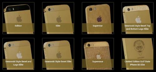 Video: Ngắm iPhone SE phiên bản vỏ vàng giá tỷ bạc ảnh 1