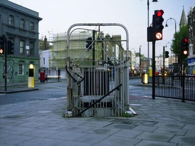 Nhà vệ sinh công cộng thời Victoria ở London ảnh 1