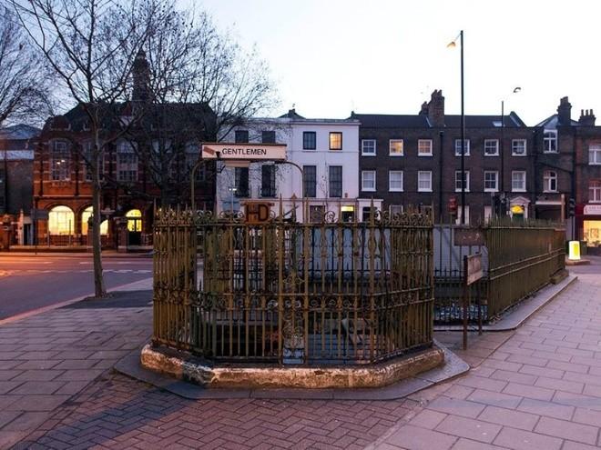 Nhà vệ sinh công cộng thời Victoria ở London ảnh 2