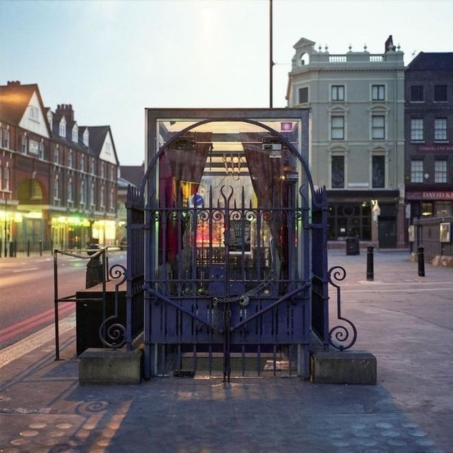 Nhà vệ sinh công cộng thời Victoria ở London ảnh 3