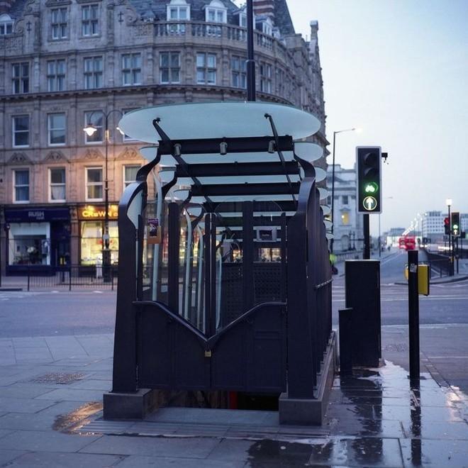 Nhà vệ sinh công cộng thời Victoria ở London ảnh 6