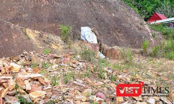"""Cận cảnh đường """"hầm rượu"""" xuyên núi của Bí thư huyện Tây Giang ảnh 1"""