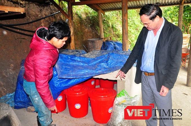 """Cận cảnh đường """"hầm rượu"""" xuyên núi của Bí thư huyện Tây Giang ảnh 5"""