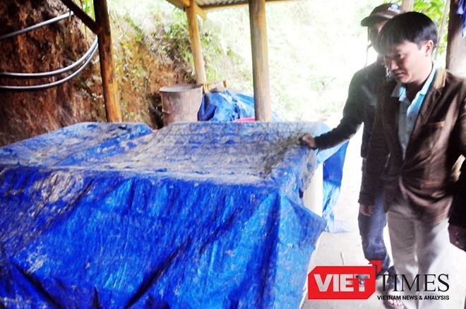 """Cận cảnh đường """"hầm rượu"""" xuyên núi của Bí thư huyện Tây Giang ảnh 6"""