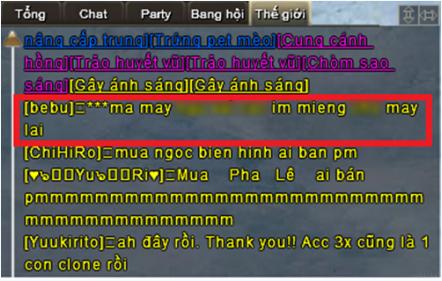 """Game thủ Việt """"nói đông làm tây"""" ảnh 3"""