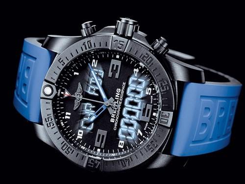 Điểm danh smartwatch 'khủng' của Thụy Sĩ ảnh 1