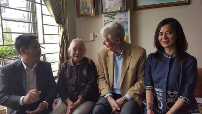 Hành trình ly kỳ của cựu binh Mỹ từng giữ Nhật ký Đặng Thùy Trâm hơn 20 năm ảnh 9