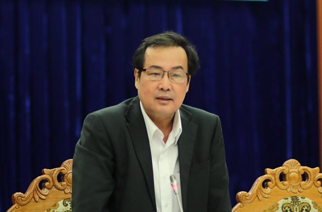 Ông Huỳnh Khánh Toàn, Phó Chủ tịch UBND tỉnh Quảng Nam