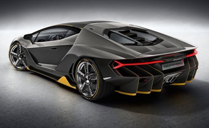 Ngắm siêu xe Lamborghini Centenario giá hơn 42 tỷ đồng ảnh 3