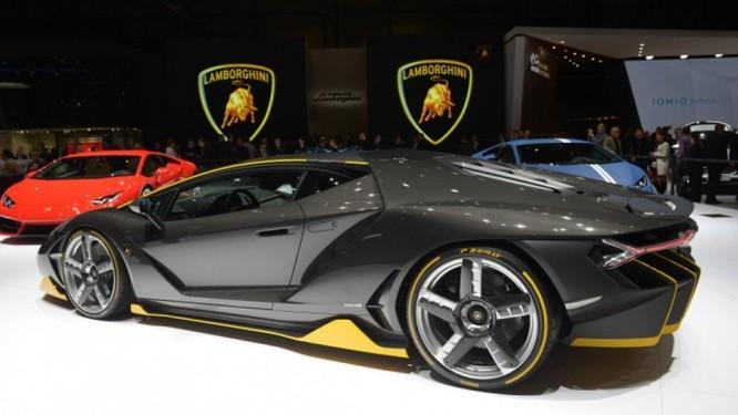 Ngắm siêu xe Lamborghini Centenario giá hơn 42 tỷ đồng ảnh 5
