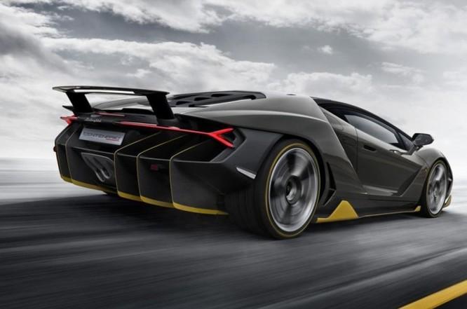 Ngắm siêu xe Lamborghini Centenario giá hơn 42 tỷ đồng ảnh 6