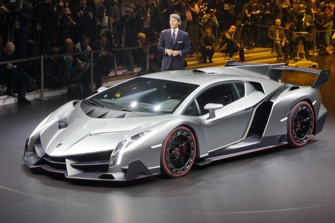 Ngắm siêu xe Lamborghini Centenario giá hơn 42 tỷ đồng ảnh 8
