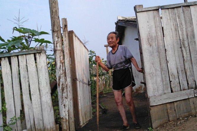 Cuộc sống ở Triều Tiên qua những bức ảnh chụp vội bằng di động ảnh 5