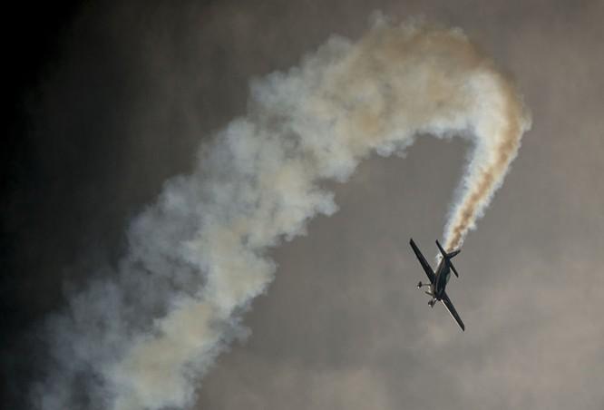 """Nhiều phi cơ quân sự """"khủng' xuất hiện tại triển lãm FIDAE 2016 ảnh 6"""