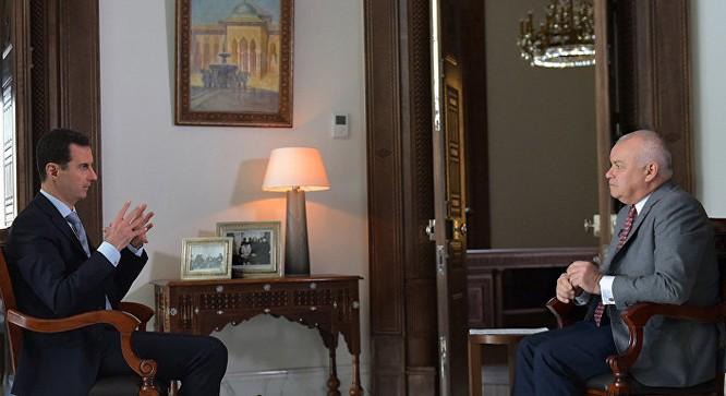 Ông Assad: Syria đã không lầm trong việc lựa chọn bạn bè ảnh 1