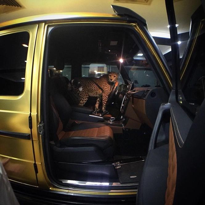 Choáng váng với dàn siêu xe dát vàng gây 'bão' ở Luân Đôn ảnh 2