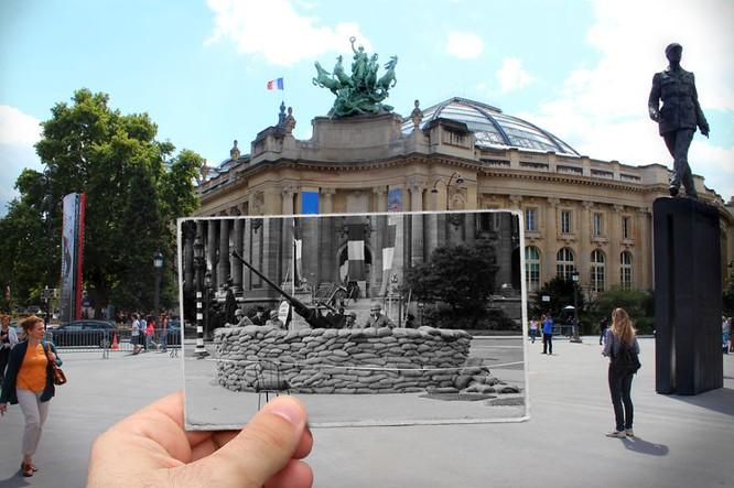 Paris xưa và nay qua những bức ảnh độc nhất ảnh 11