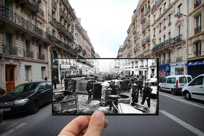 Paris xưa và nay qua những bức ảnh độc nhất ảnh 13