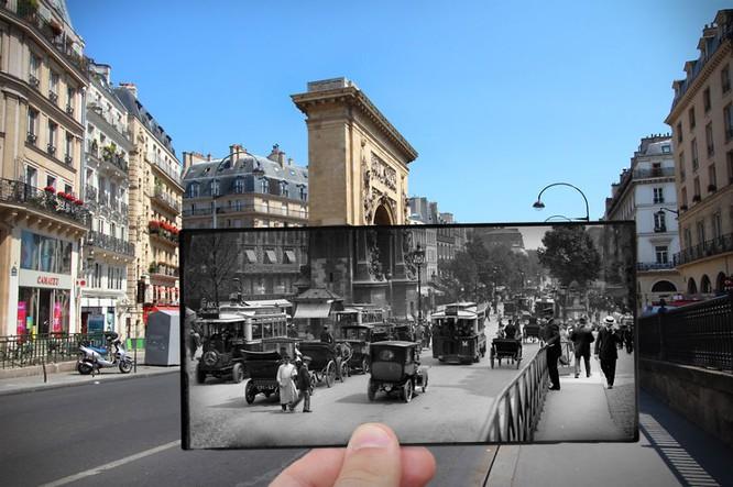 Paris xưa và nay qua những bức ảnh độc nhất ảnh 15