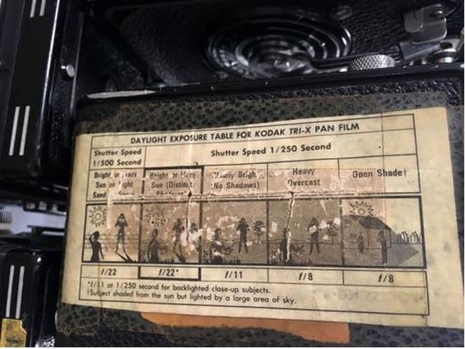 Kho báu máy ảnh cổ được tìm thấy dưới tòa soạn báo ảnh 7