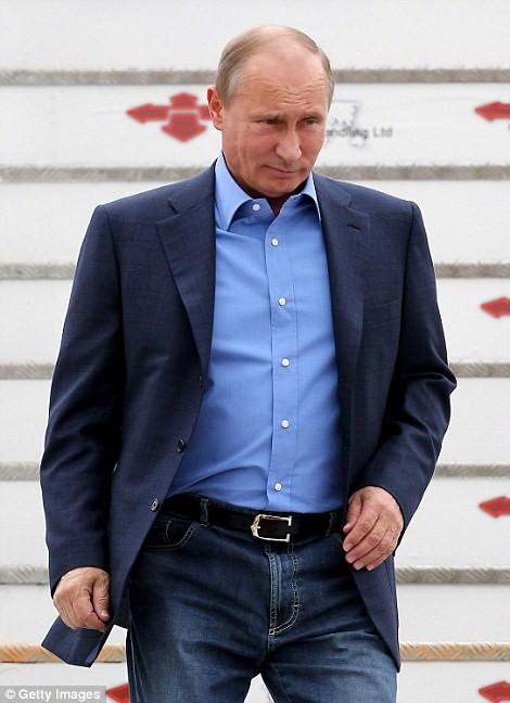 Báo Anh tung tin Putin dính nghi án tình cảm với một phụ nữ gốc Hoa ảnh 24