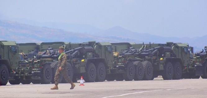 Mỹ điều dàn vũ khí khủng tập trận với Philippines ở Biển Đông ảnh 5
