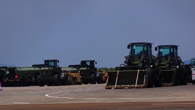 Mỹ điều dàn vũ khí khủng tập trận với Philippines ở Biển Đông ảnh 6