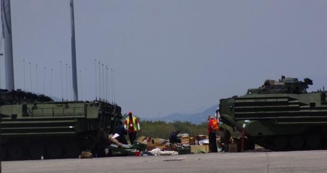 Mỹ điều dàn vũ khí khủng tập trận với Philippines ở Biển Đông ảnh 7