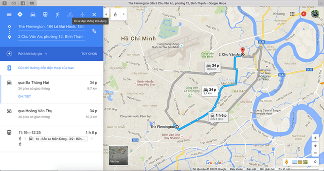 Cười như mếu vì Google Maps chỉ sai đường ảnh 4