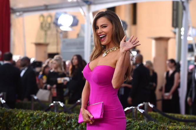 Nữ diễn viên người Colombia, người mẫu và MC truyền hình Sofia Vergara được bình chọn là người gợi cảm nhất trong số các nhân vật nắm ảnh hưởng.