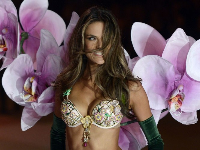 Vẻ đẹp hút mắt của thiên thần nội y Victoria's Secret ảnh 6