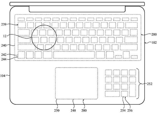 MacBook thế hệ mới có thể khai tử bàn phím cứng ảnh 1