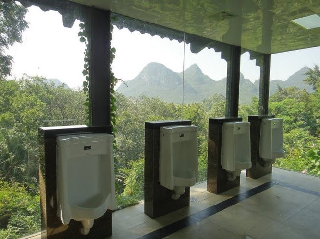 Choáng với những nhà vệ sinh 'độc' nhất hành tinh ảnh 4
