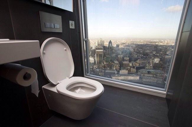 Choáng với những nhà vệ sinh 'độc' nhất hành tinh ảnh 5