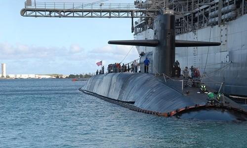 Biển Đông và nguy cơ bùng phát chiến tranh tàu ngầm ảnh 1