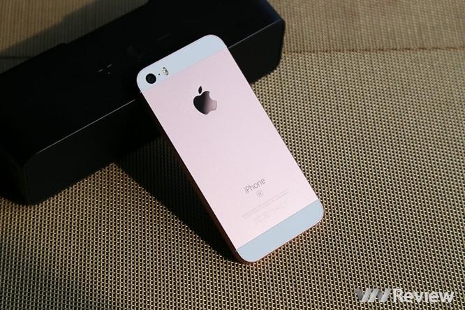 5 điểm cần chú ý khi mua iPhone SE ảnh 12