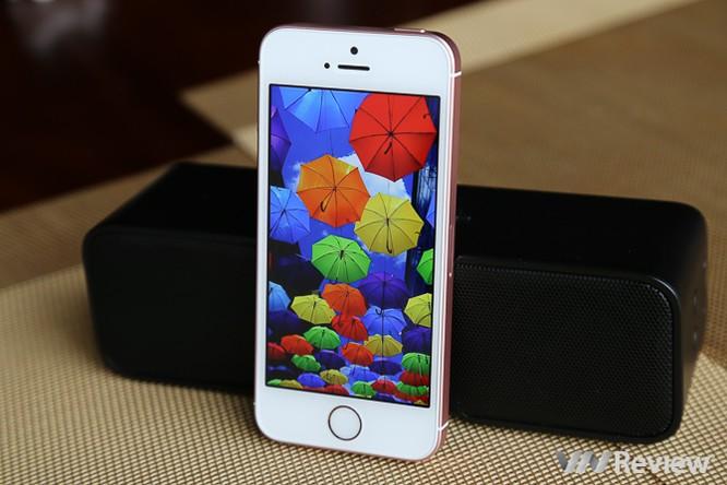 5 điểm cần chú ý khi mua iPhone SE ảnh 4