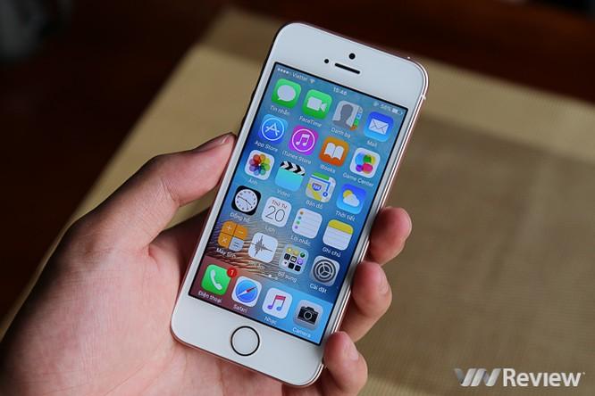 5 điểm cần chú ý khi mua iPhone SE ảnh 2