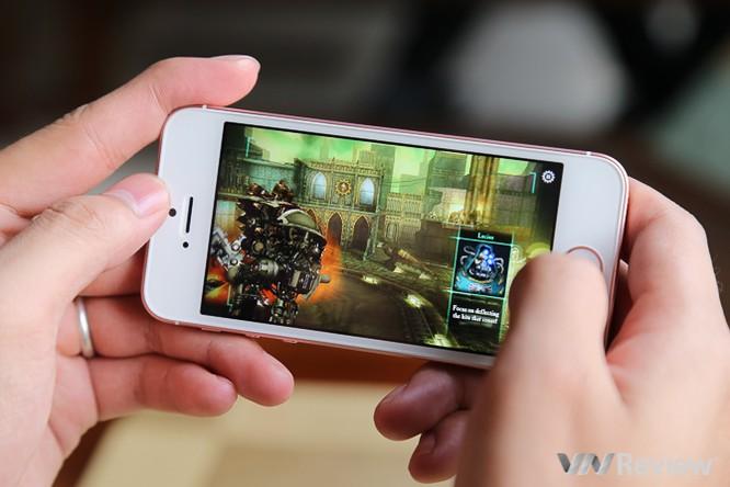 5 điểm cần chú ý khi mua iPhone SE ảnh 6