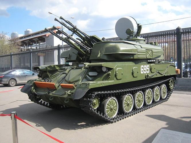 Bật mí những thiết bị quân sự sẽ tham gia diễu hành trên Quảng trường Đỏ ảnh 1