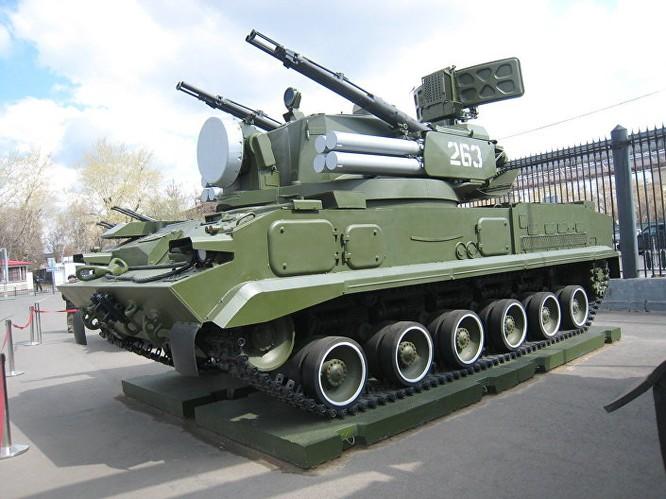 Bật mí những thiết bị quân sự sẽ tham gia diễu hành trên Quảng trường Đỏ ảnh 2