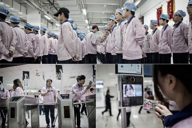 Bên trong công xưởng sản xuất iPhone bí mật nhất thế giới ảnh 1
