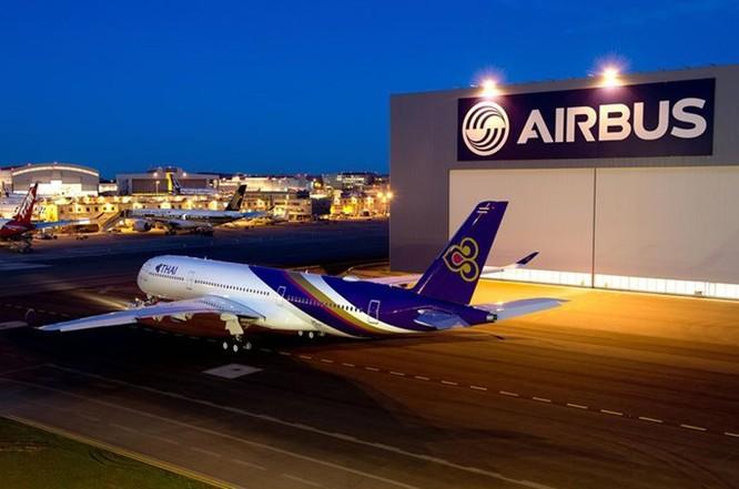 Bao nhiêu hãng đang dùng máy bay A350-900 ảnh 2